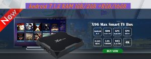 X96mini box
