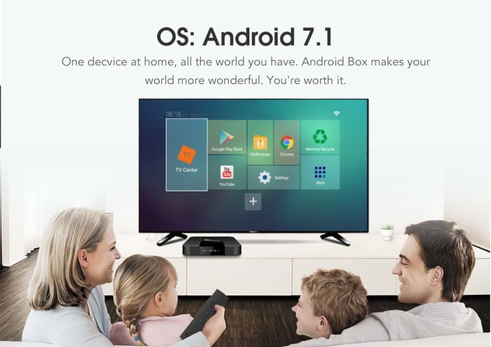 tx3 mini tv box android