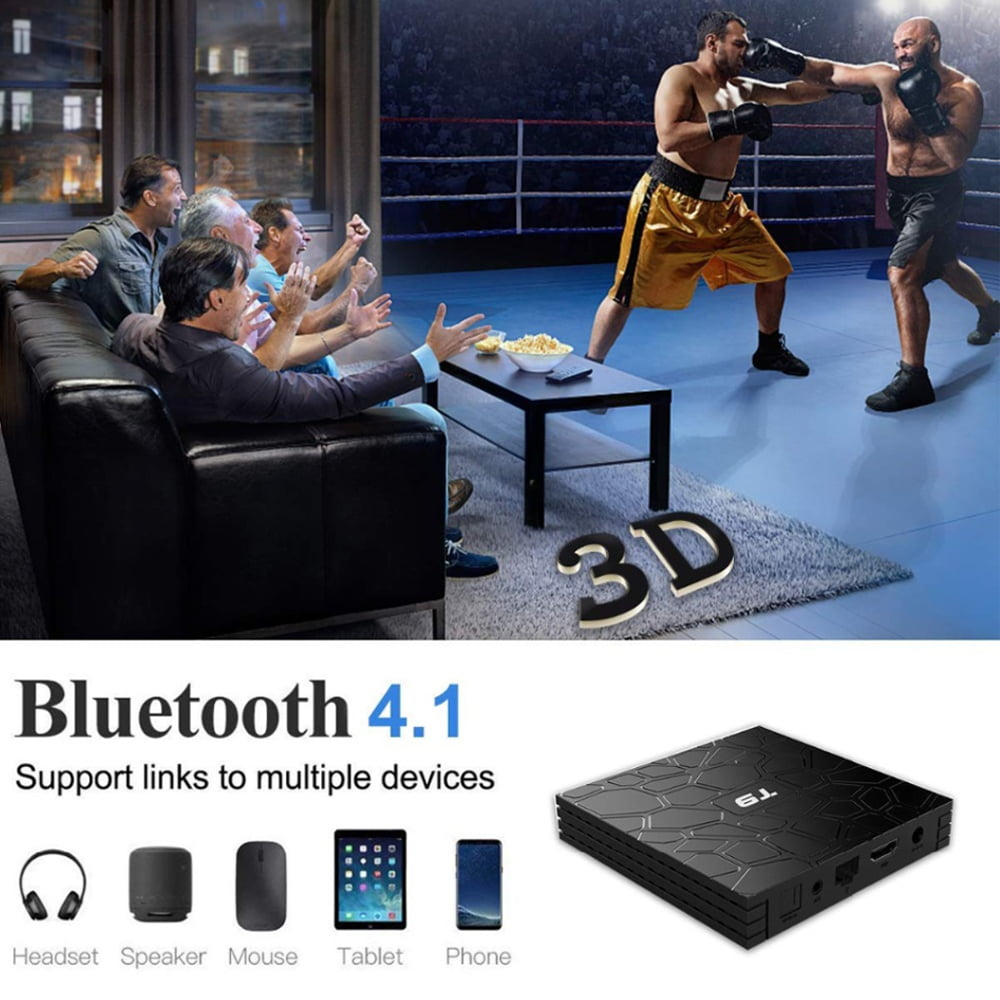 t9 android 9.0 smart tv box