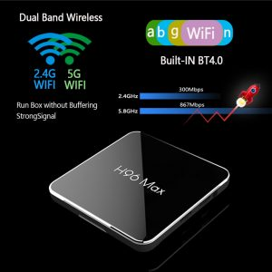 H96 Max-X2 Android Smart TV Box