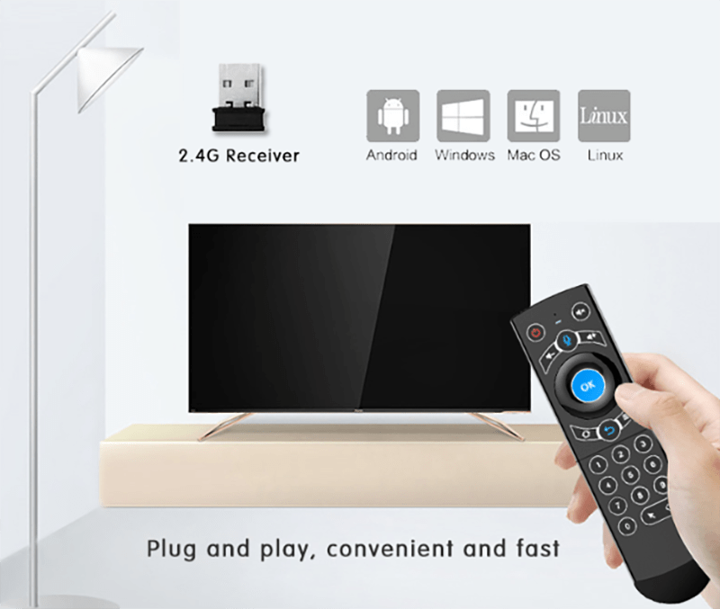 G21 Pro Air mouse remote control