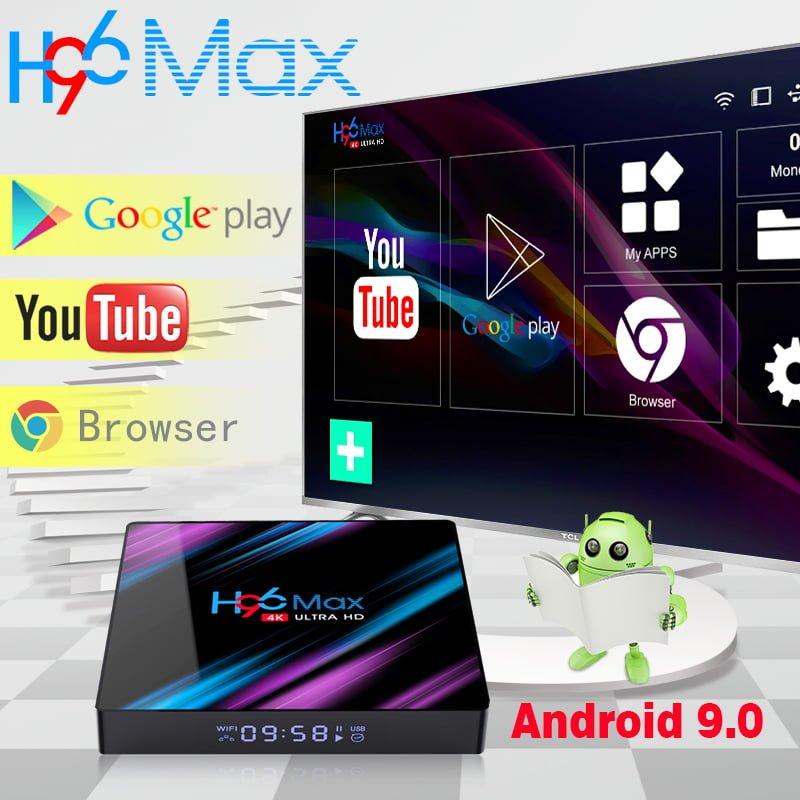 h96 max rk3318
