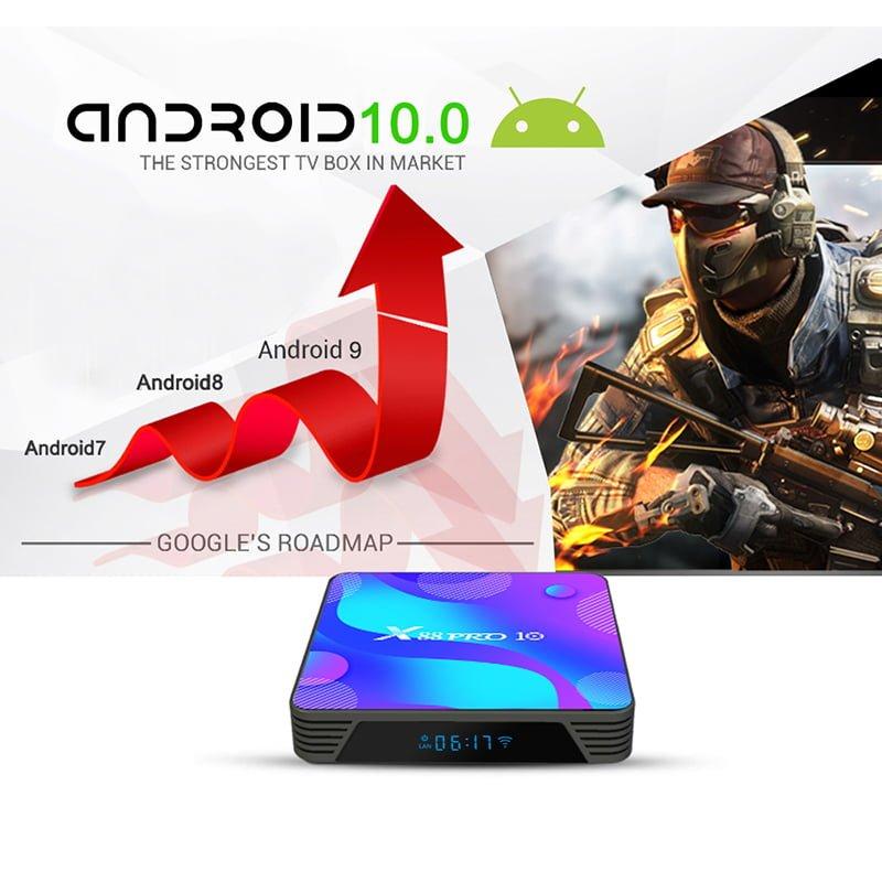 x88 pro 10 tv box, x88 pro 10 tv box android 10