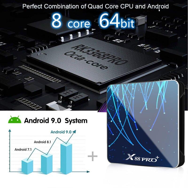 x88 pro plus tv box