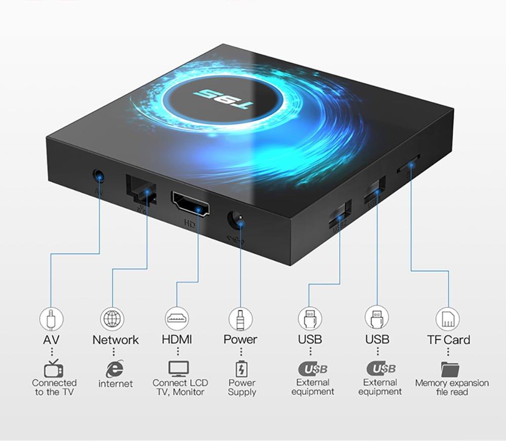 t95 tv box android 10, t95 tv box 6k, t95 tv box netflix