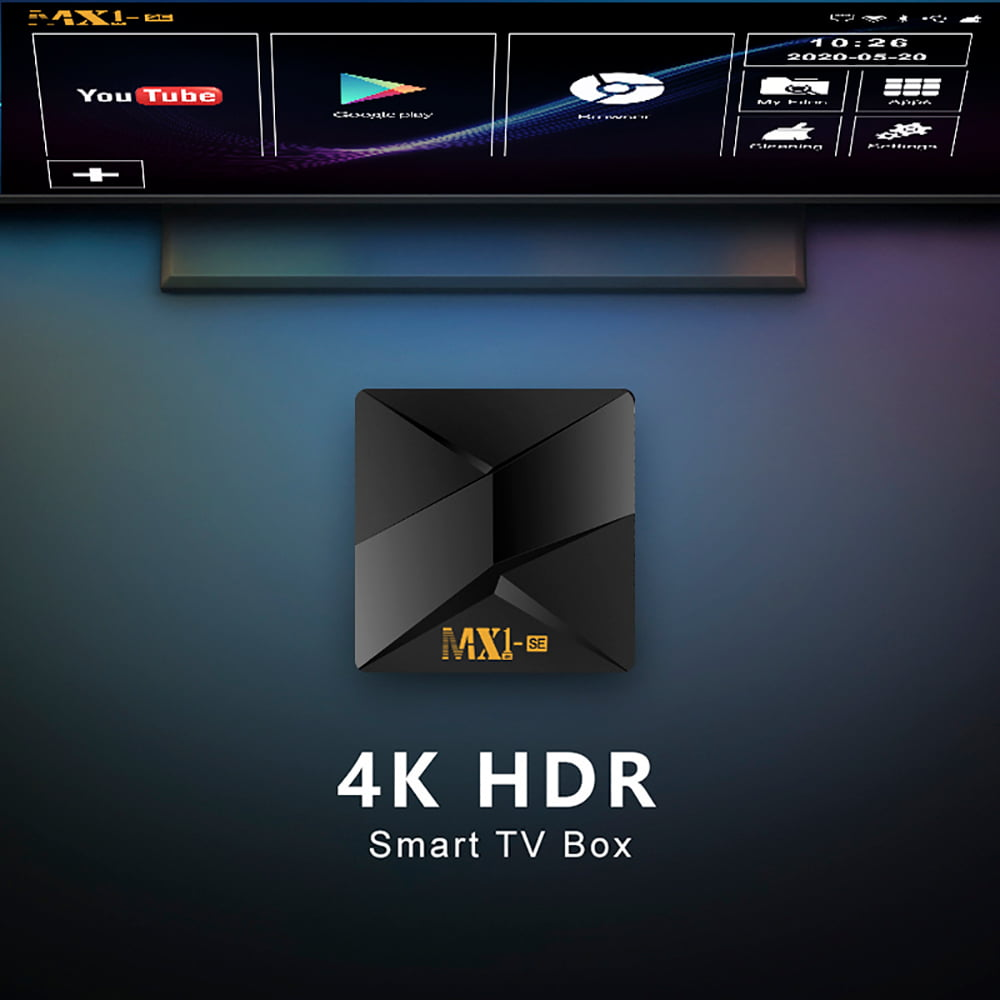 mx1-se tv box android 9.0