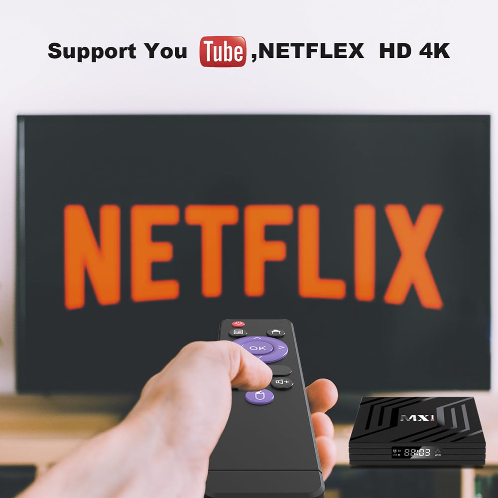 mx1 android tv box 4k