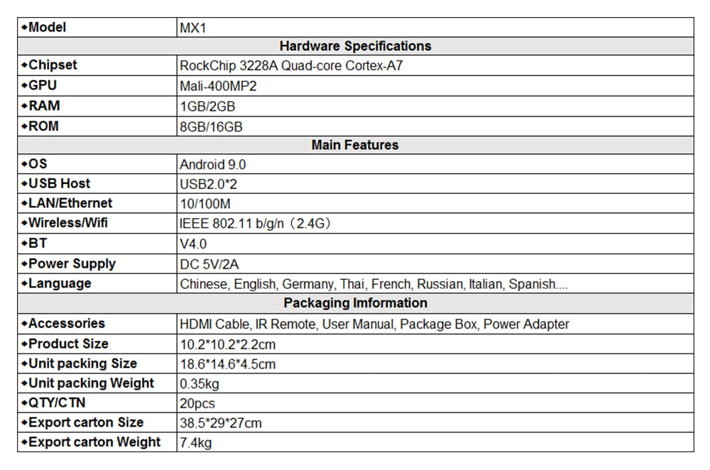 mx1 android tv box 4k