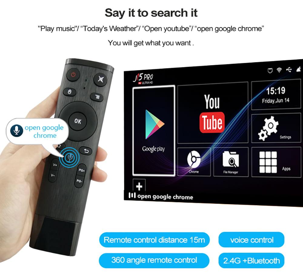 j15pro smart tv box android 9.0