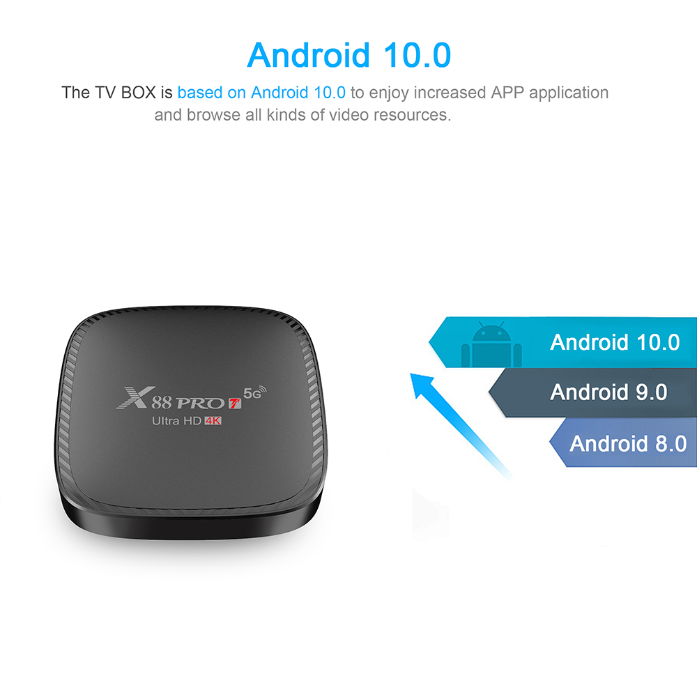 x88 pro t android 10 box