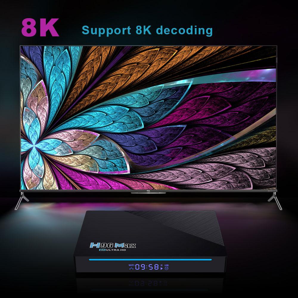 tv box h96 max android 11.0 dual band wifi 8k ultra hd google play game ott box, h96 max 3566, h96 max rk3566, h96 max android 11.0