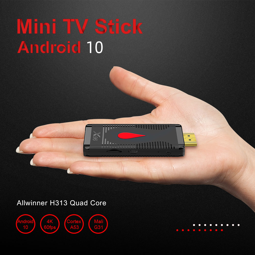 x96 s400 tv stick android 10